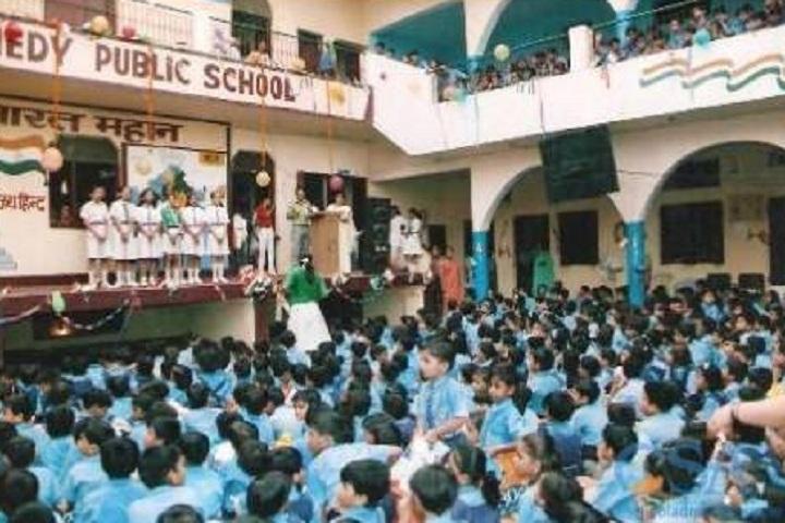 Kennedy Public School-Events