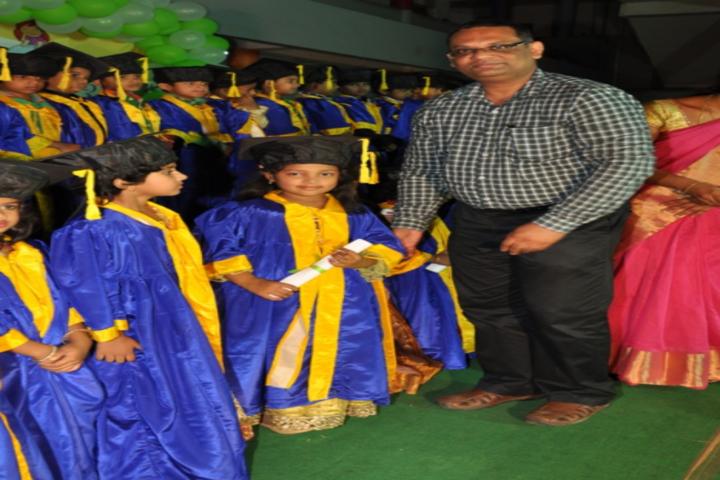 St John s English Medium High School-Graduation Ceremony