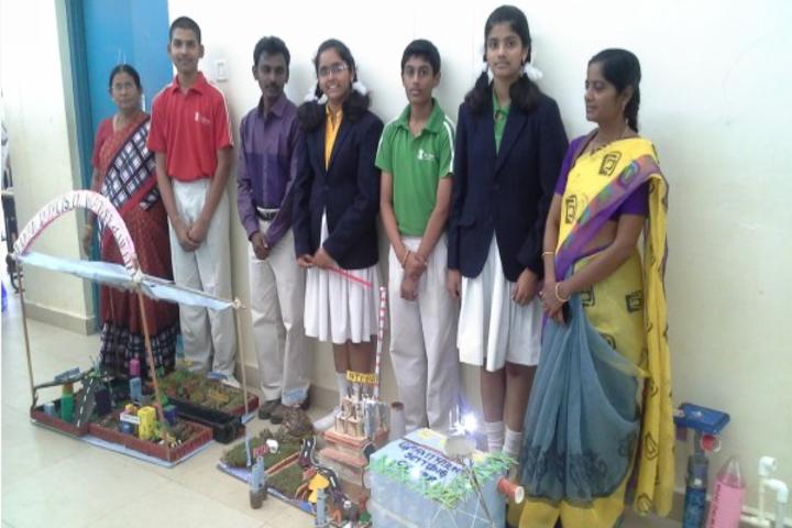 St John s English Medium High School-Science Project