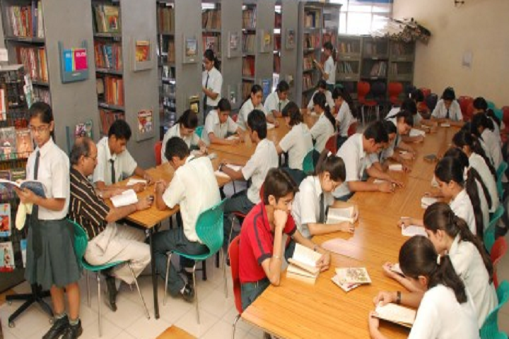 KIIT World School-Library