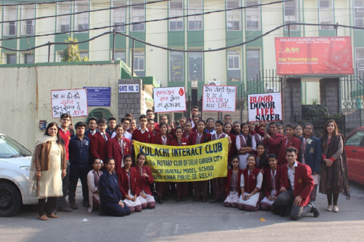 Kulachi Hansraj Model School-Club