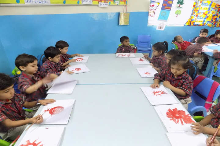 Kulachi Hansraj Model School-Activity-Room