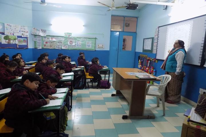 Kulachi Hansraj Model School-Classroom