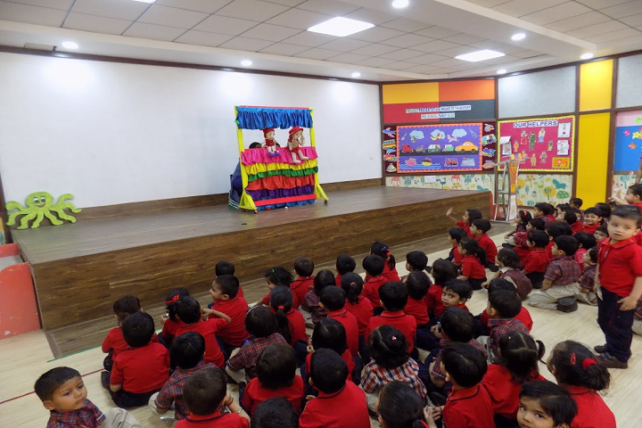 Kulachi Hansraj Model School-Mini-Theatre-Room