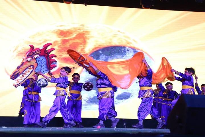 Lancers Convent Senior Secondary School-Jubilee 2017 A Cultural Extravaganza