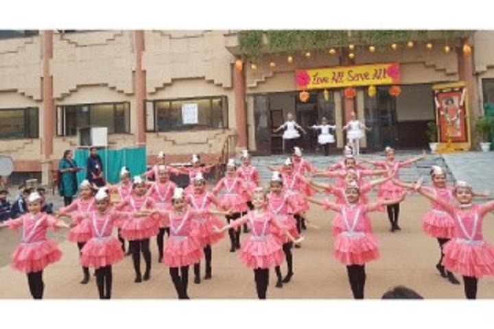 Lancers Convent Senior Secondary School-Quami Ekta