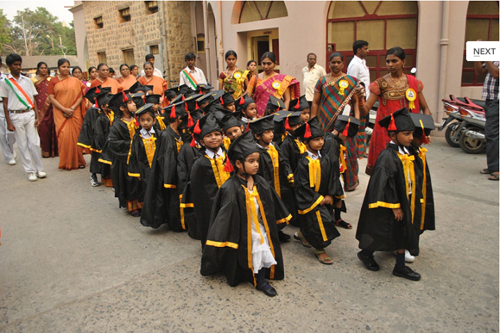 St Josephs High School-Kids Convocation Day