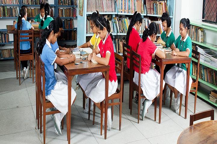 Loreto Convent School- Library