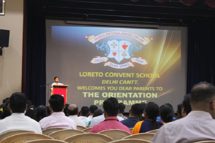 Loreto Convent School- Seminar