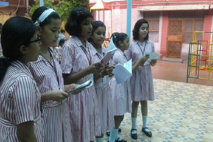 Loreto Convent School-Singing compitetion