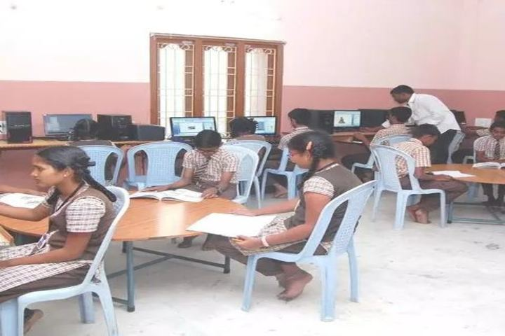 St Anns English Medium High School-Computer Lab
