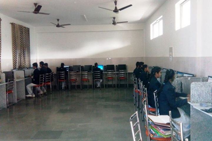 M.R. Bharti Model Senior Secondary School-IT Lab