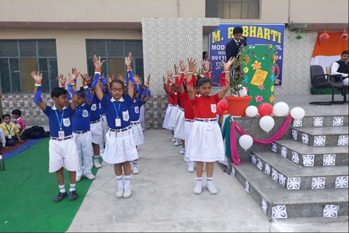 M.R. Bharti Model Senior Secondary School- Activities 2