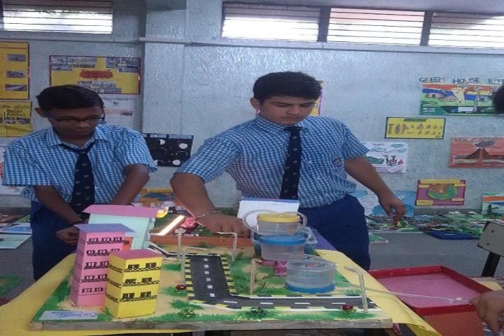 M R Vivekananda Model School- Activities 1
