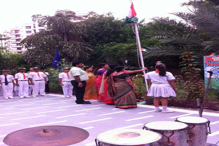 M R Vivekananda Model School-Celebrations