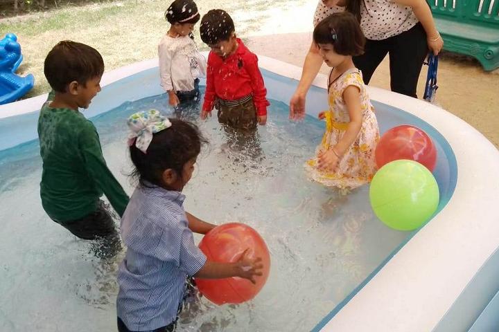M R Vivekananda Model School-Swimming-Pool