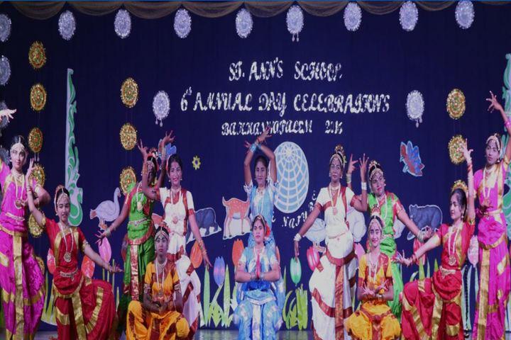 St Anns School-Annual Day