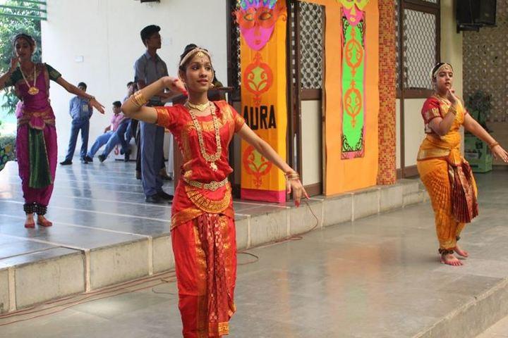 Maharaja Agarsain Public School-Cultural Dance