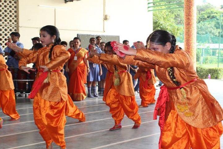 Maharaja Agarsain Public School-Dance