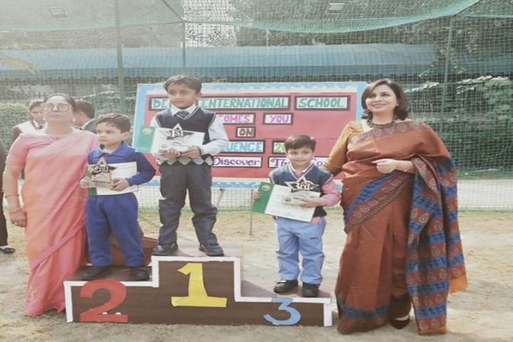 Maharaja Agarsain Public School-Felicitation