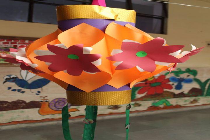 Maharaja Agarsain Public School-Paper Crafting