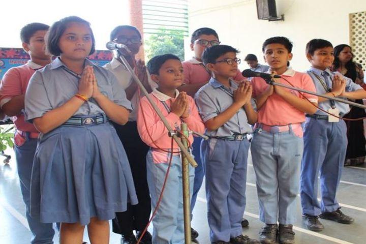 Maharaja Agarsain Public School-Prayer Song