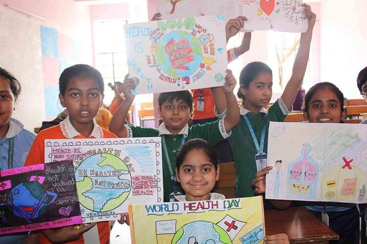 Maharaja Agarsain Public School-Activities