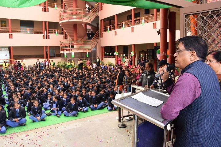 Maharaja Agarsain Public School-Seminar