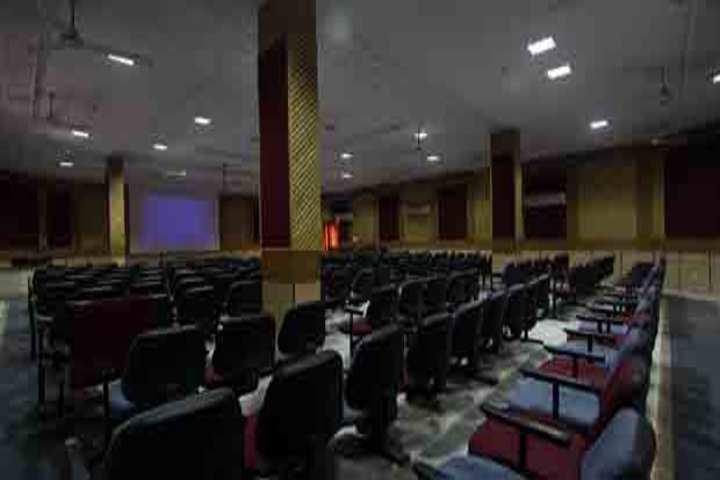 Maharaja Agrasen Model School-Seminar Hall