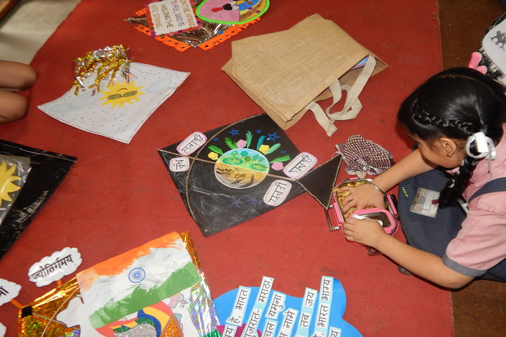 Maharaja Agrasen Model School- Creative Event