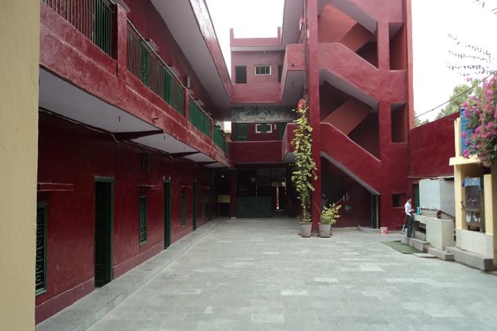 Maharishi Dayanand Model School-Campus-View