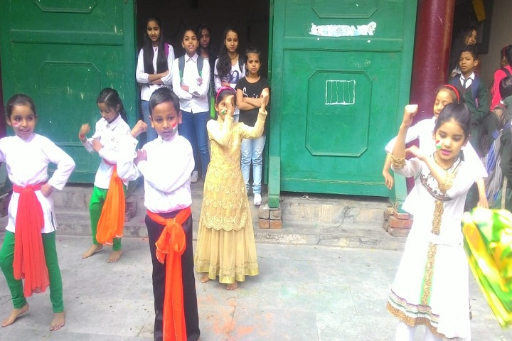 Maharishi Dayanand Model School-Events republic day programme