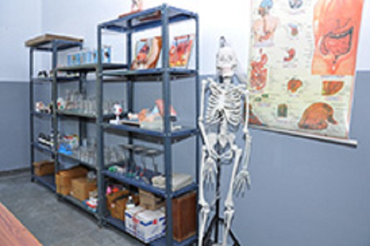 St Johns English Medium School-Biology Laboratory