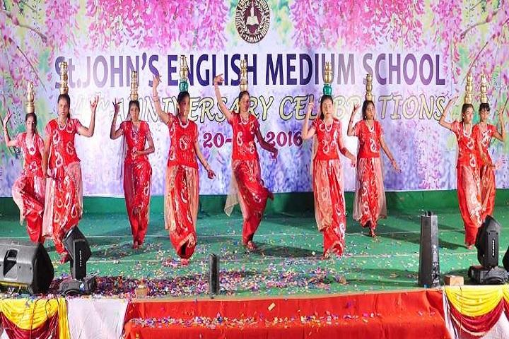 St Johns English Medium School-Events