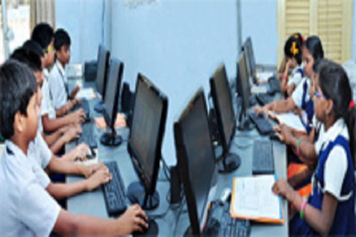 St Johns English Medium School-IT-Lab