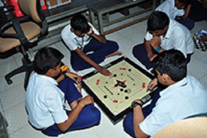 St Johns English Medium School-Indoor Games