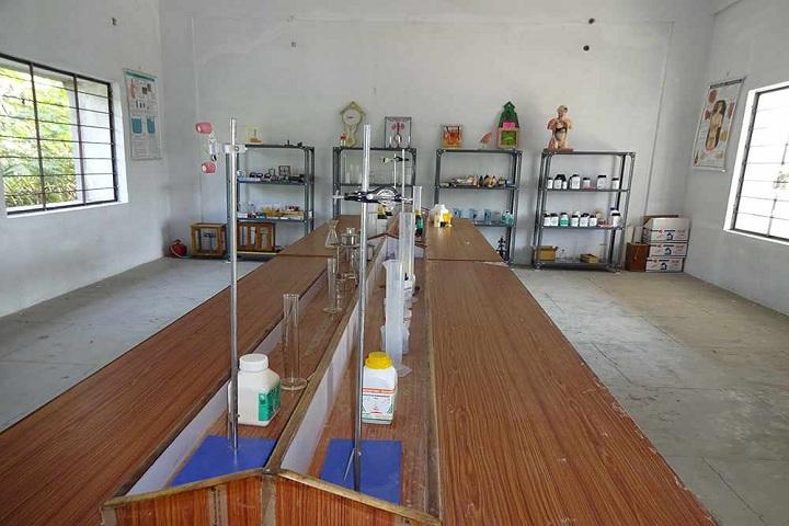St Johns English Medium School-Laboratory