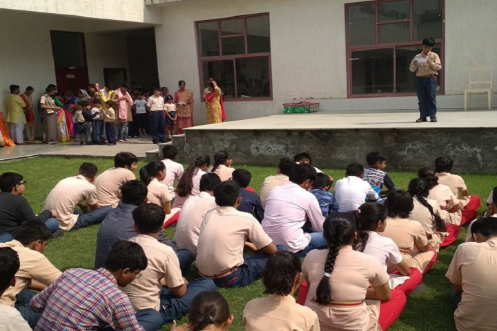 Margshree School-Others assembly