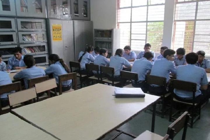 Masonic Public School-Library