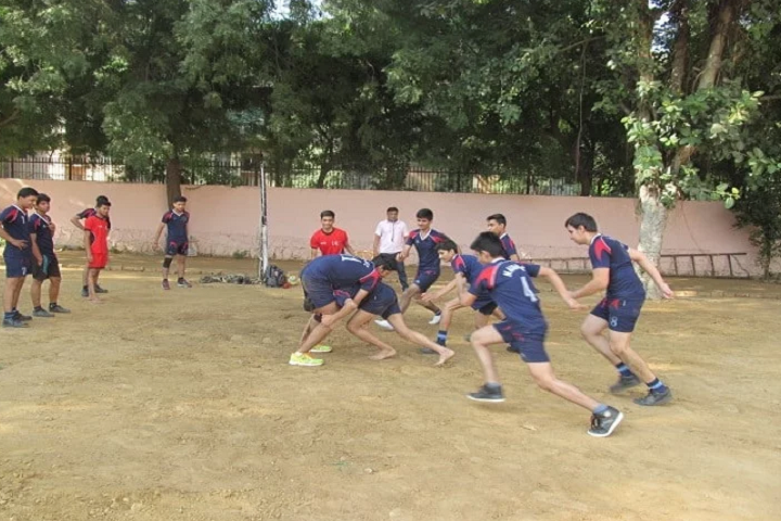 Masonic Public School-Sports