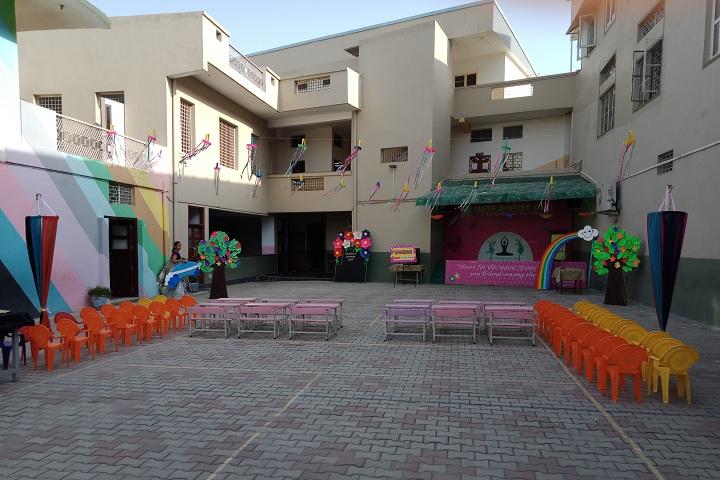 Mata Bhatee Devi Public School-Campus-View inside