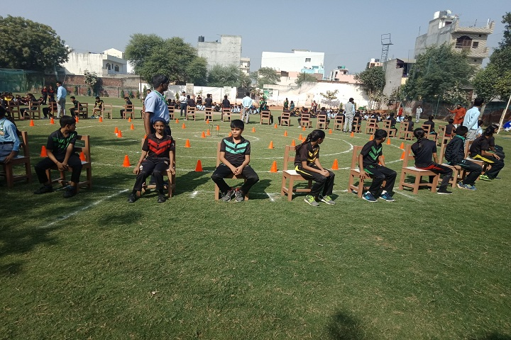 Mata Bhatee Devi Public School-Others musical chair competition