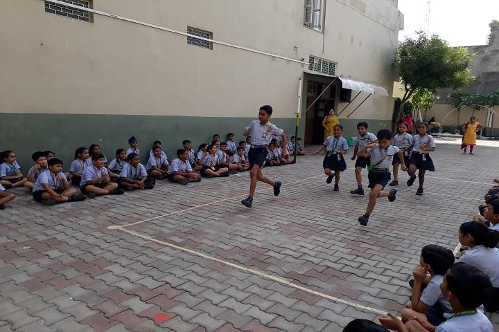 Mata Bhatee Devi Public School-Sports junior