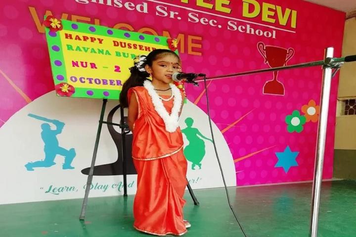 Mata Bhatee Devi Public School-Events