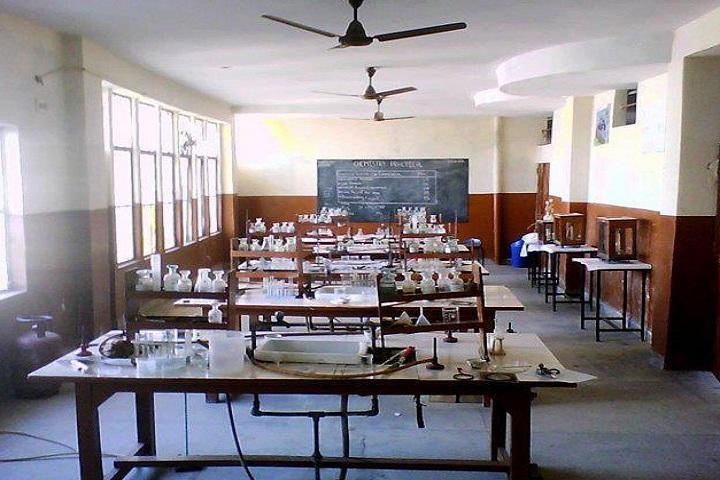 Mata Savitri Devi Sanjeeveni Public School -Laboratory