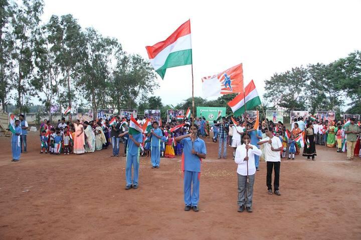 Subha Niketan English Medium School-Independence Day Celebrations
