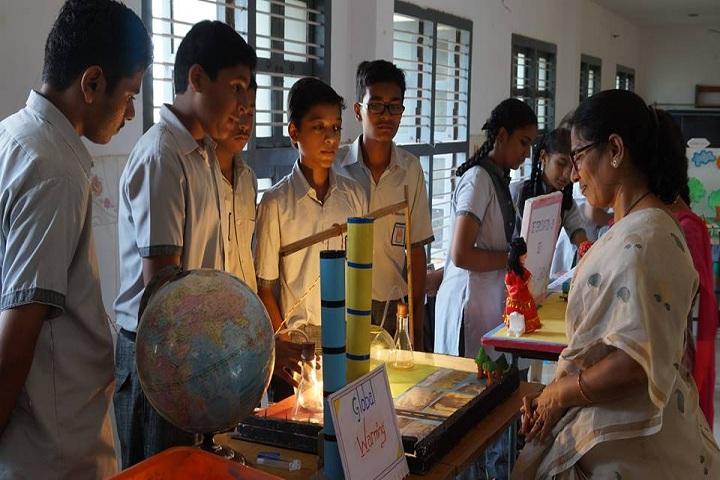 Subha Niketan English Medium School-Exhibition