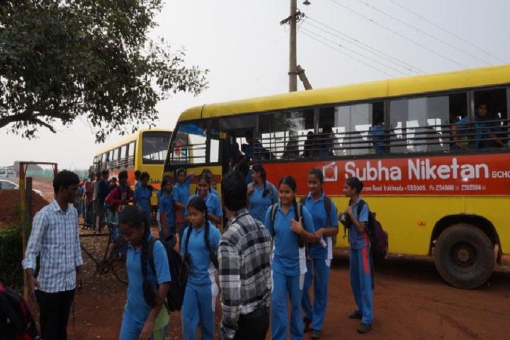 Subha Niketan English Medium School-Transportation Facility