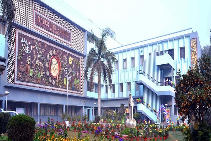Mater Dei School -Campus-View
