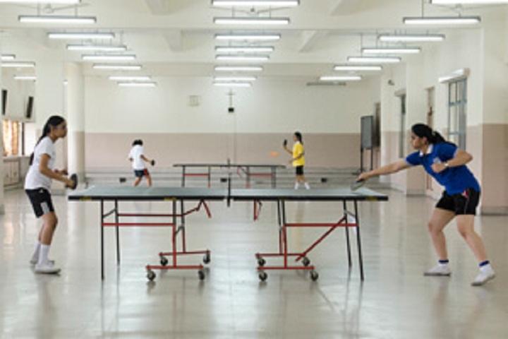 Mater Dei School -Sports tennis